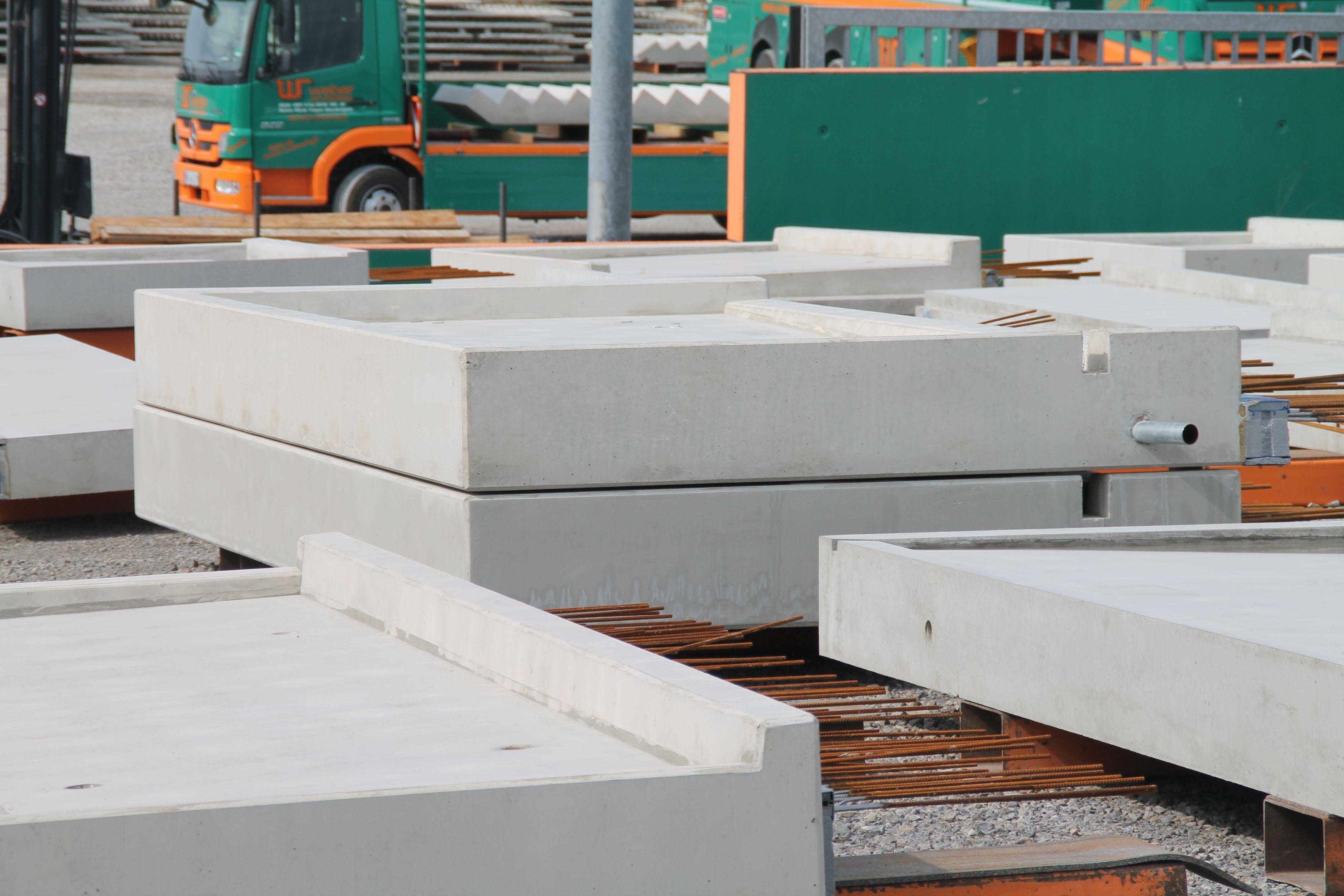 Fertigteilbalkone - Weber-Betonwerk.de